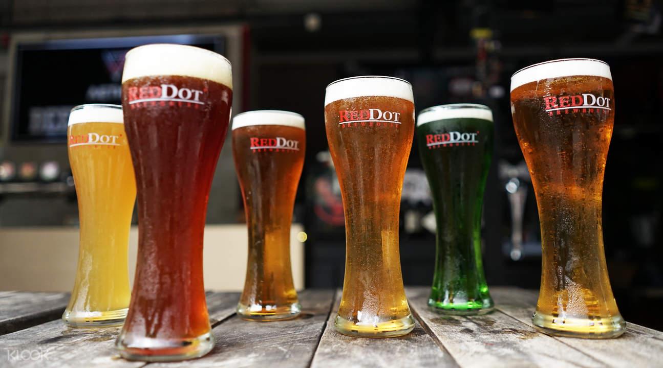 football beer factory raffles place singapore